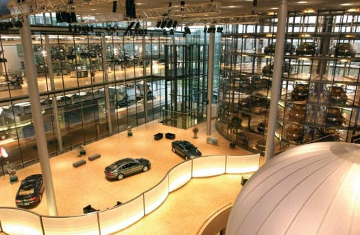 Volkswagen Phaeton Manufacturing
